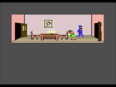 Let's Play: Murder on the Mississippi (C64) part 6: The Solution Conclusion