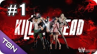 Killer is Dead - Gameplay Español - Capitulo 1 - HD 720p