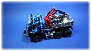 LEGO Technic 8273 Off-Road Truck - Set Review