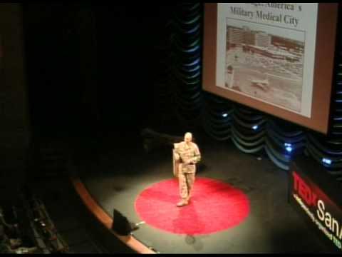 Transforming And Translating Military Trauma Care: Todd Rasmussen At TEDxSanAntonio 2012