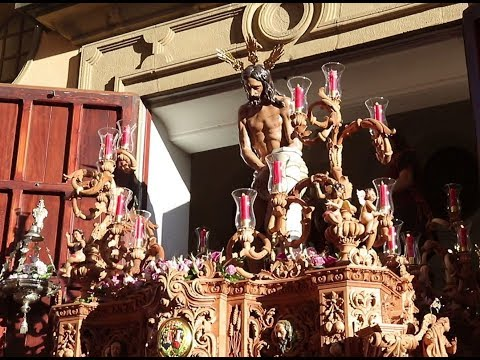 Salida de La Columna Semana Santa Algeciras 2019 Lunes Santo