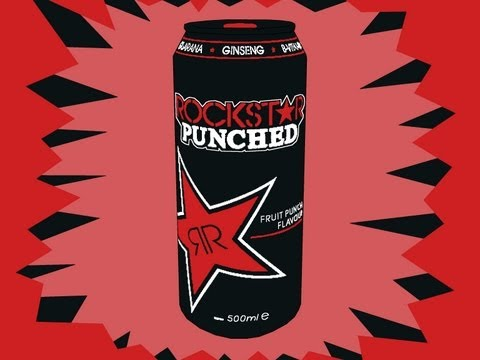 Rockstar Punched Fruit Punch - Energy Drink Review (Styx Crityx Nr. 17)