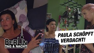 Berlin - Tag & Nacht - Paula schöpft Verdacht! #1532 - RTL II