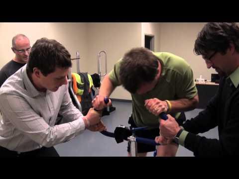 Training camp testing: Wingate