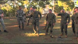 U.S. Marines training with French in New Caledonia (Part 1) AMERCAL 2011