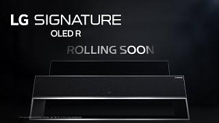 LG SIGNATURE OLED R - Rolling …