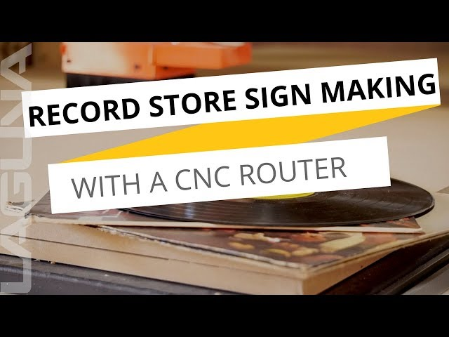Making A Record Store Sign: Customer Profile - Wesley November Sign Making for Creme Tangerine