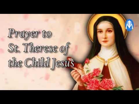 Youtube saint prayers teresa 24 of 14 Of