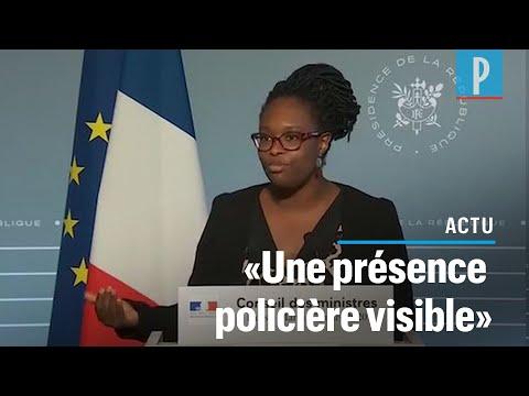 Coronavirus: « Pas de couvre-feu envisagé à ce stade » affirme Sibeth Ndiaye
