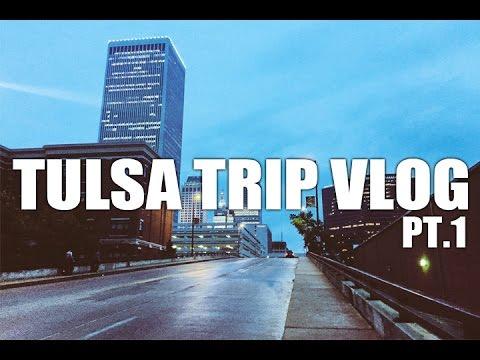 TULSA TRIP | HANSON DAY | VLOG | Pt. 1 | HALEIGH LAUREN
