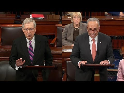 Word for Word: Senate Leaders Debate Senate Rule Change (C-SPAN)