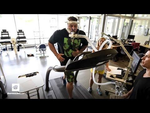Body Fat, VO2 Max Test & Wind Gate Test | Day 2 | Kris Gethin's 8-Week Hardcore Training Program
