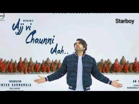Ajj vi chauni aah | Ninja latestDjpunjab New Video Song Punjabi Song 2018