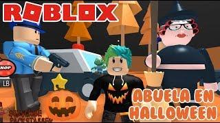 Böse Oma an Halloween Das Haus der Oma Roblox Halloween Spiele
