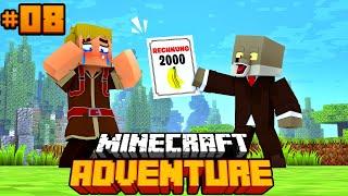 NATASHA KANN DIE RECHNUNG NICHT ZAHLEN - Minecraft Adventure 08 DeutschHD