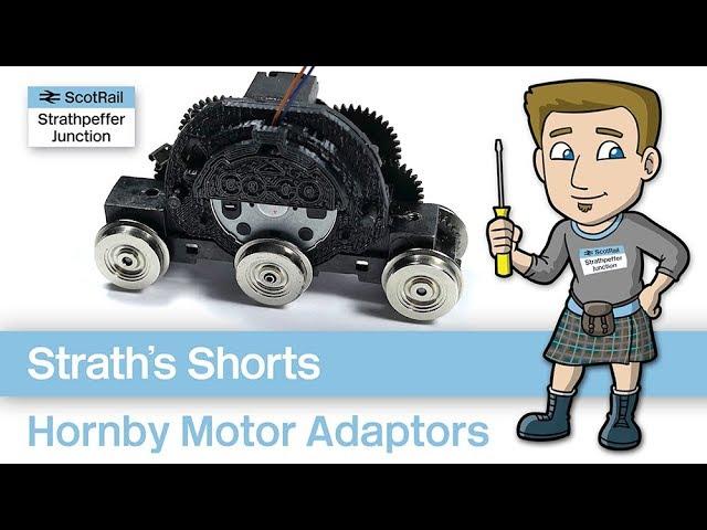 Hornby Ringfield Motor Upgrade Kits - Plug & Play!