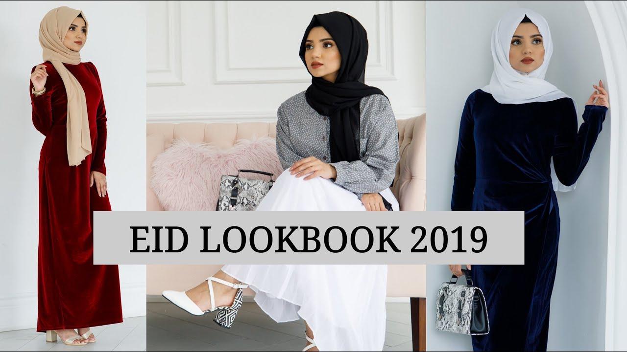 10 EID OUTFIT IDEAS | EID LOOKBOOK 2019