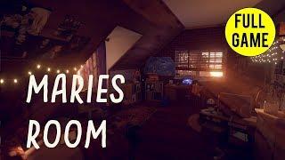 Maries Room  - Full Walkthrough  PC Gameplay HD