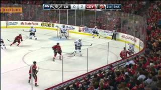 Los Angeles Kings vs. Calgary Flames (April 9) 2015