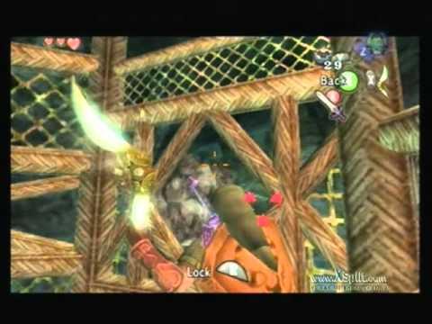 Legend of Zelda: Twilight Princess - Earn Iza's Bomb Bag using the Gale Boomerang