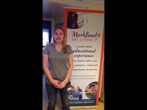 Marklund Day School Recognizes Autism Awareness Month -- Video Blog 15