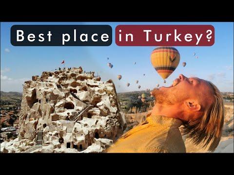 Cappadocia Travel Vlog