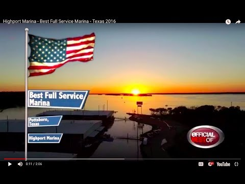 Highport Marina - Best Full Service Marina - Texas 2016