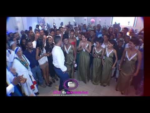 dj eskesta pro & tamiru & aregitu wedding party-new ethiopian music 2017-972(0)547853893