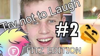 TRY NOT TO LAUGH - OFFENSIVE MEME COMPILATION FITZ EDITION #2 (Fitz, Swaggersouls, Smii7y, Kryoz)