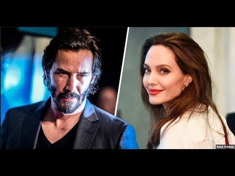 COUPLE OF THE YEAR | ARE THEY DATING | KEANU AND ANGELINA