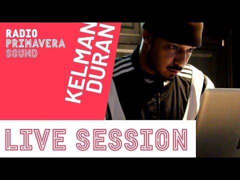LIVE SESSION - Kelman Duran | #RPS
