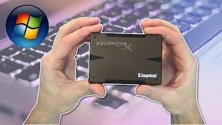 видео Замена HDD на SSD
