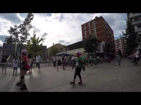 1ª Carrera infantil Erandio Skate