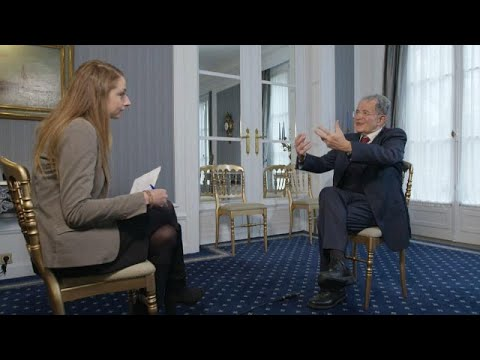 """Former European Commission president, Romano Prodi, on Brexit """"this is really a mess"""""""