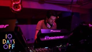 Erol Alkan and Ghost Culture (Phantasy Sound Label Night) at 10 Days Off 2014 - Day 8