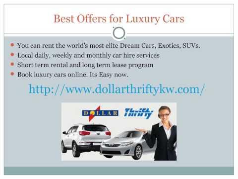 Luxury Car Rental Kuwait