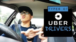 Types of UBER drivers | AdamShamil