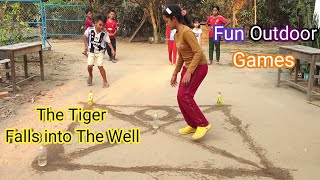 The Tiger Falls Into The Well Game | Team Building Game | Fun Outdoor Game