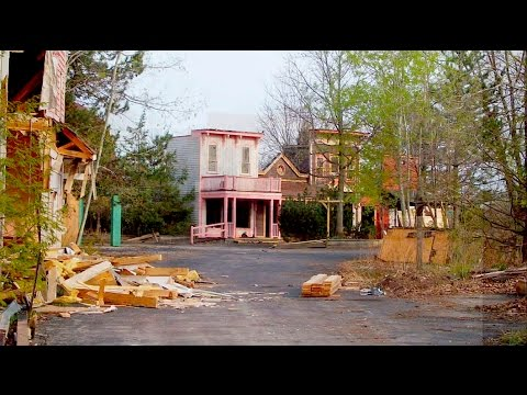 Geauga Lake…It's All Gone
