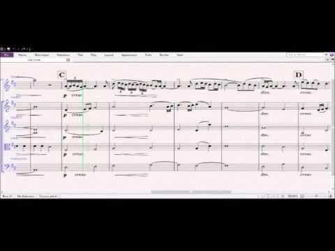 Gabriel´s Oboe - Score And Parts