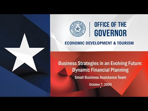 Governor's 2020 Small Business Webinar Series Thumbnail