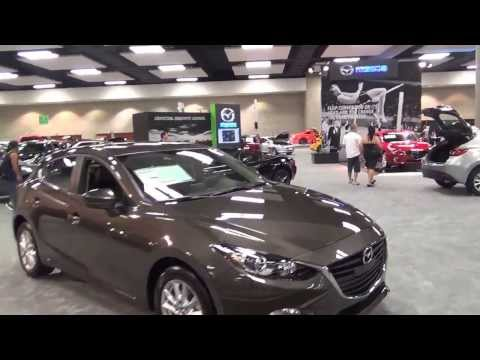 #178 США Гавайи Гонолулу Авто-шоу Auto Show в Hawaii Convention Center