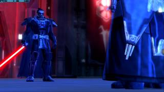 SWTOR: Sith Warrior (Dark side ending)