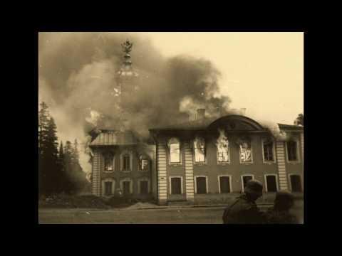 Петергоф в годы оккупации / Peterhof during the Occupation: 1941-1943
