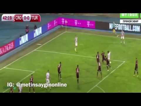 Türkiye Hıvatistan maçı  ( Erzurum Dublaj ) sipiker