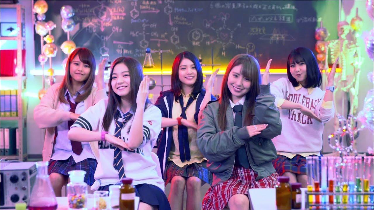 9nine 『愛 愛 愛』MV(Short Ver...