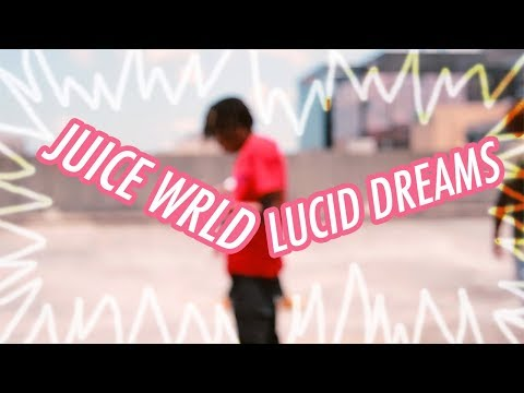 Juice Wrld - Lucid Dreams (Official NRG Video)