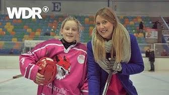 neuneinhalb – Deine Reporter: So trainieren Duisburgs Eishockey-Mädchen   WDR