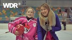 neuneinhalb – Deine Reporter: So trainieren Duisburgs Eishockey-Mädchen | WDR