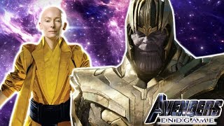 The Ancient One Is the KEY! - Avengers Endgame Theory Explained